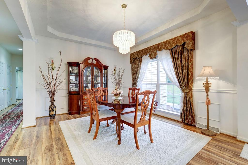 Dining Room - 12906 TOWER RD, THURMONT