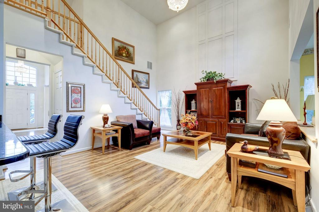 Two Story Family Room - 12906 TOWER RD, THURMONT