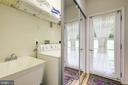 Laundry Room - 12906 TOWER RD, THURMONT