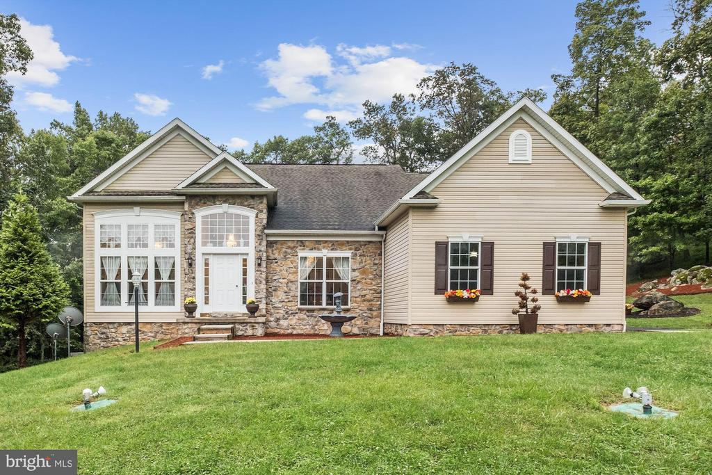 Front Exterior - 12906 TOWER RD, THURMONT