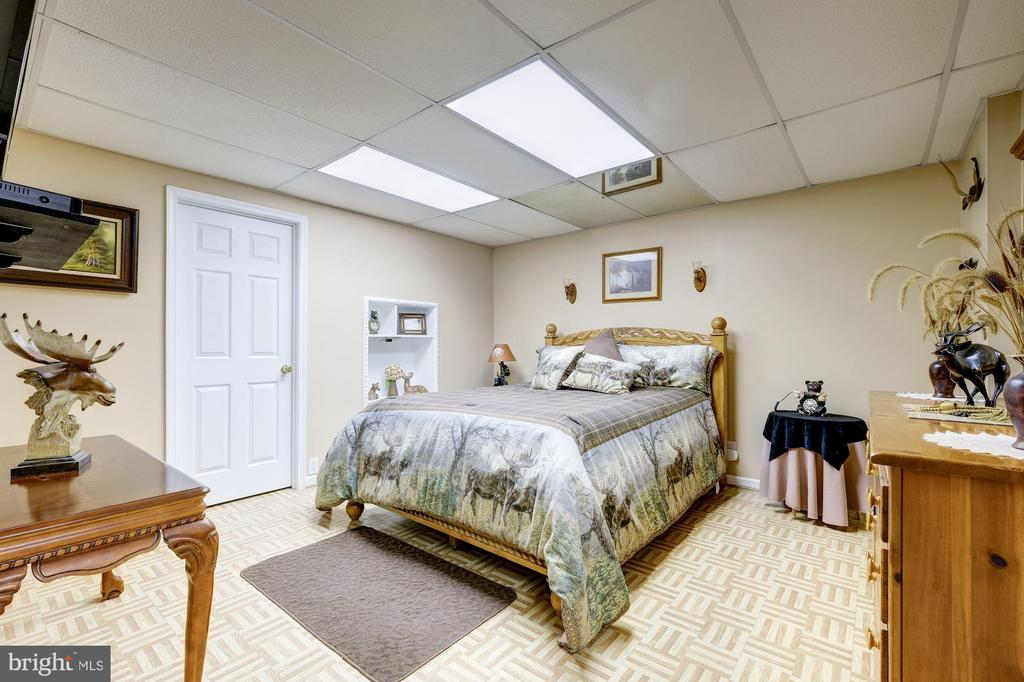 Lower Level Potential Bedroom - 12906 TOWER RD, THURMONT