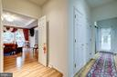 Master Bedroom | Side Entrance - 12906 TOWER RD, THURMONT