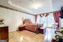 Master Bedroom - 12906 TOWER RD, THURMONT