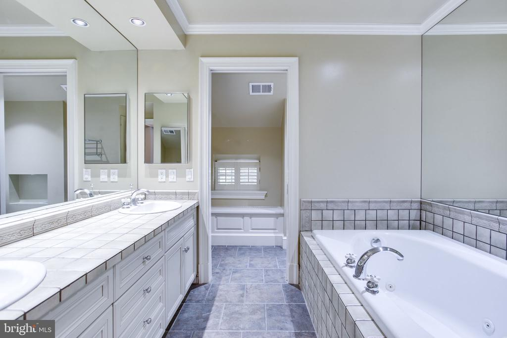 Master Bathroom - 5226 39TH ST NW, WASHINGTON