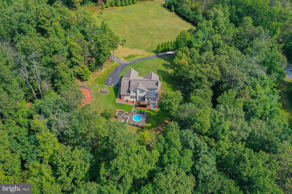 Aerial View - 12906 TOWER RD, THURMONT