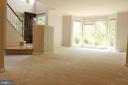 Living Room - 46859 WOODSTONE TER, STERLING