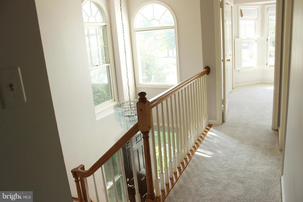 Upper Level Hallway - 46859 WOODSTONE TER, STERLING