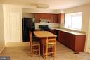 Kitchen - 46859 WOODSTONE TER, STERLING