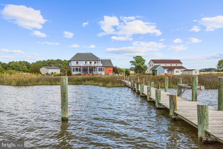 Single Family Homes 용 매매 에 Taylors Island, 메릴랜드 21669 미국