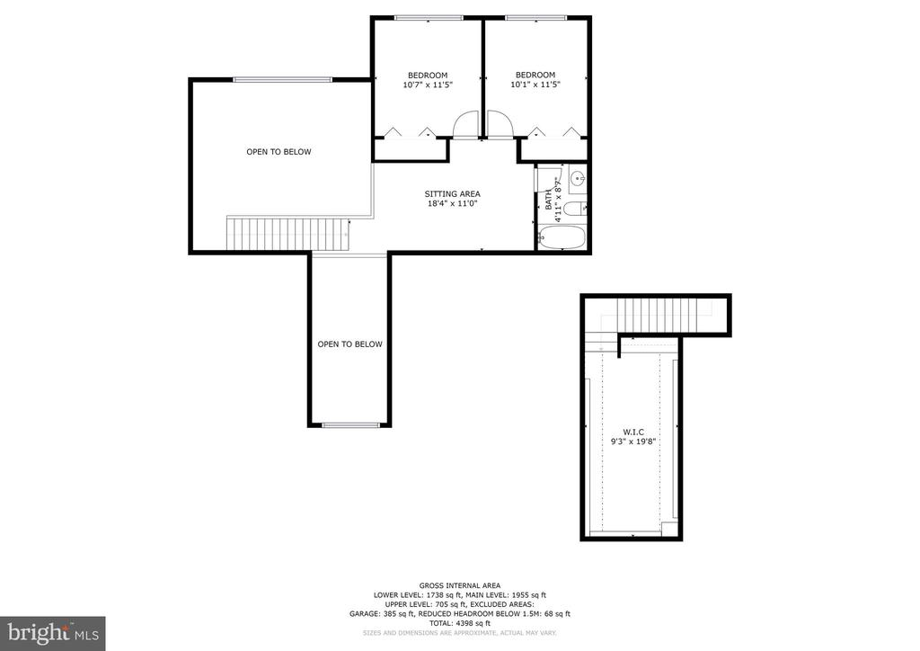 Floor Plan - 12906 TOWER RD, THURMONT