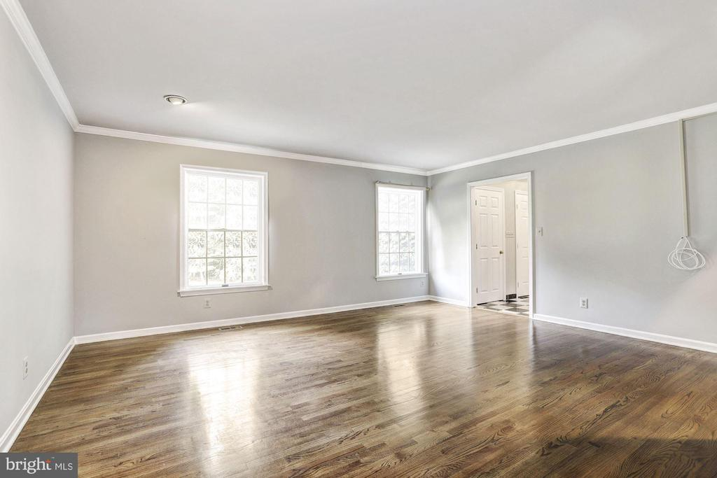 Formal Living Room - 10545 CLARKSVILLE PIKE, COLUMBIA