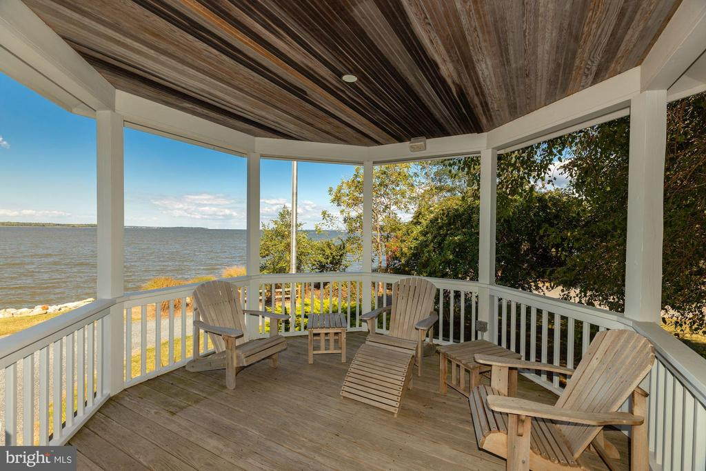 Front Porch - 1471 NIEMAN RD, SHADY SIDE