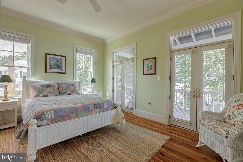 Main Level Bedroom - 1471 NIEMAN RD, SHADY SIDE