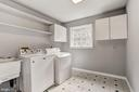 Laundry Room - 10545 CLARKSVILLE PIKE, COLUMBIA
