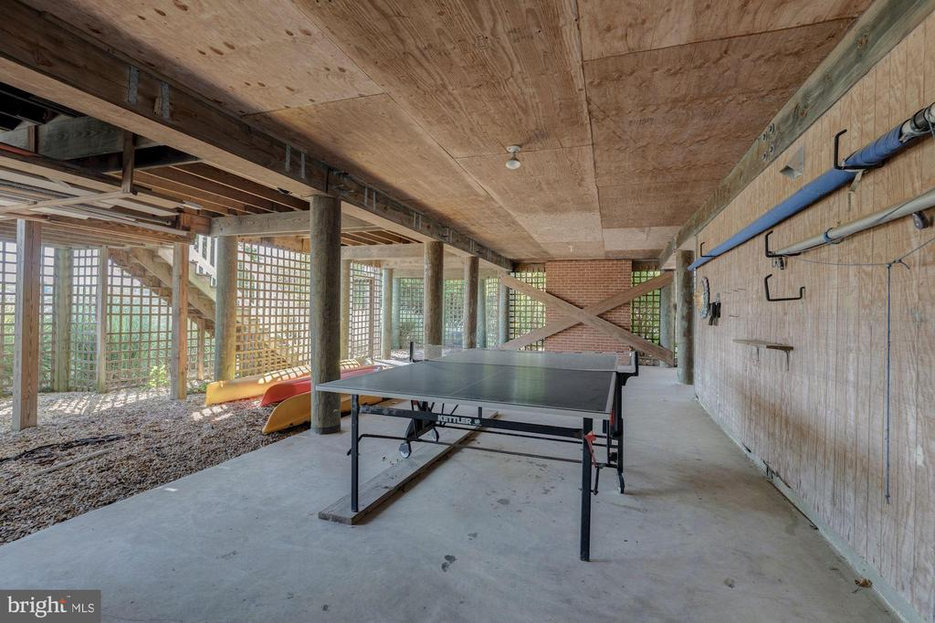 Exterior Rec Room - 1471 NIEMAN RD, SHADY SIDE