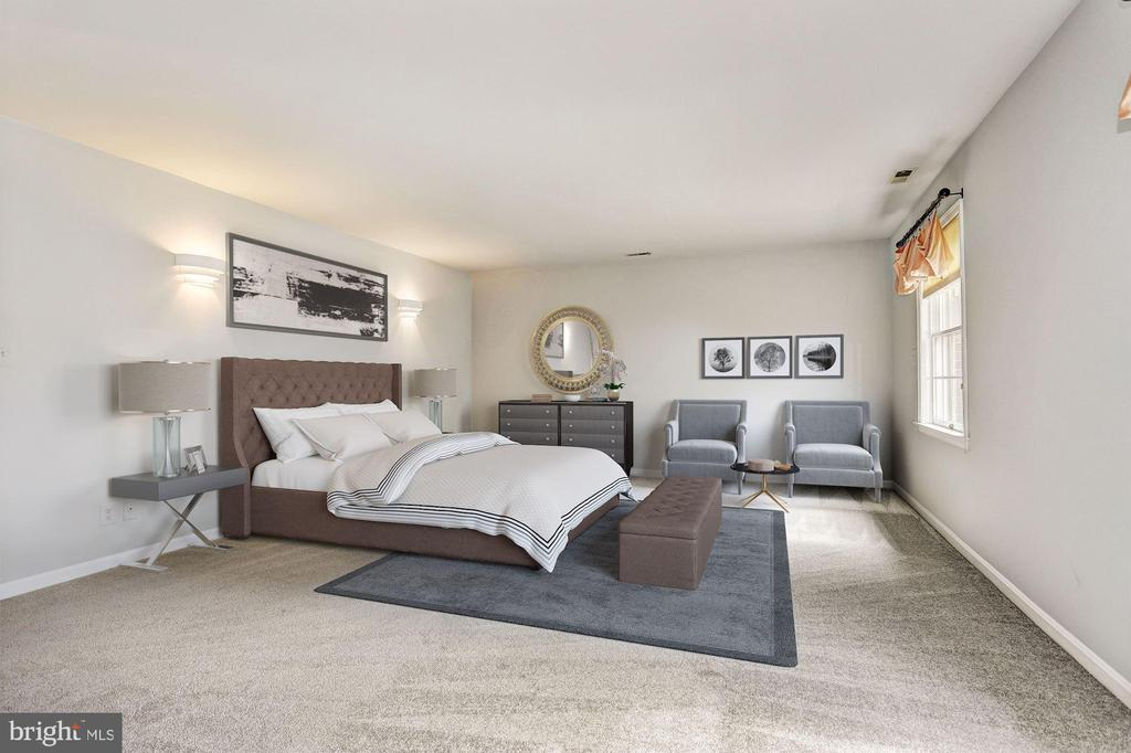 Master Suite - 10545 CLARKSVILLE PIKE, COLUMBIA
