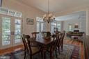 Dining Room - 1471 NIEMAN RD, SHADY SIDE