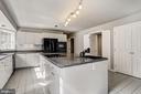 Kitchen - 10545 CLARKSVILLE PIKE, COLUMBIA