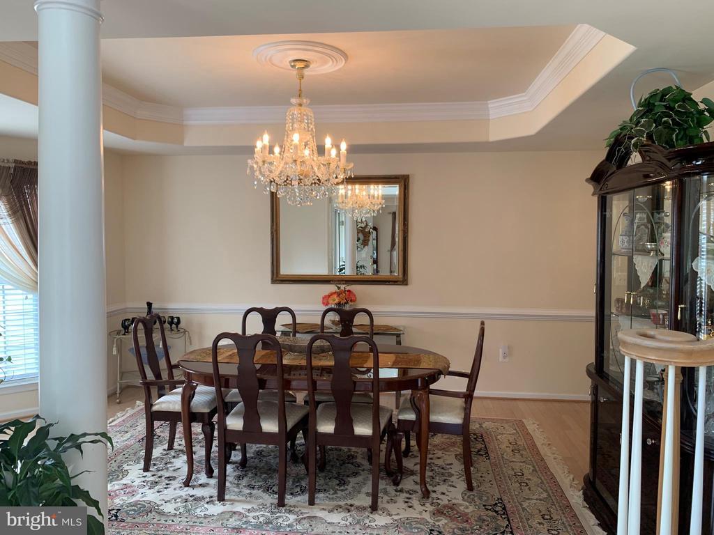 Dining Room - 8 CENTURY ST, STAFFORD