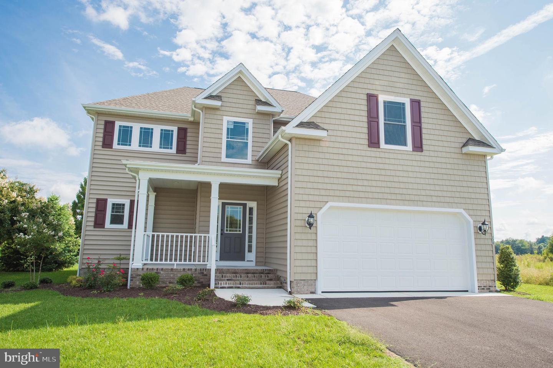 Single Family Homes для того Продажа на Fruitland, Мэриленд 21826 Соединенные Штаты