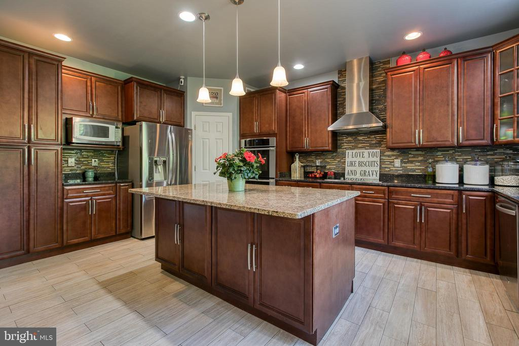 Stainless steel appliances - 12 SILVERLEAF CT, STAFFORD