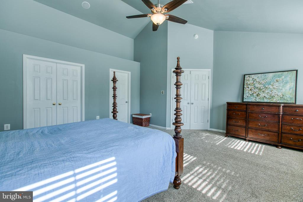 Master bedroom - 12 SILVERLEAF CT, STAFFORD