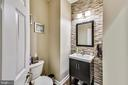 Powder Room - 5593 JARIST DR, CLIFTON