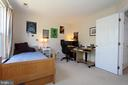 Upper level bedroom #3- Alt view - 806 SANTMYER DR SE, LEESBURG