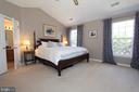 Master bedroom-Alt view - 806 SANTMYER DR SE, LEESBURG