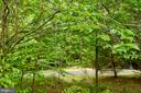 pick over the fence to see the Nature Trail! - 6846 CREEK CREST WAY, SPRINGFIELD