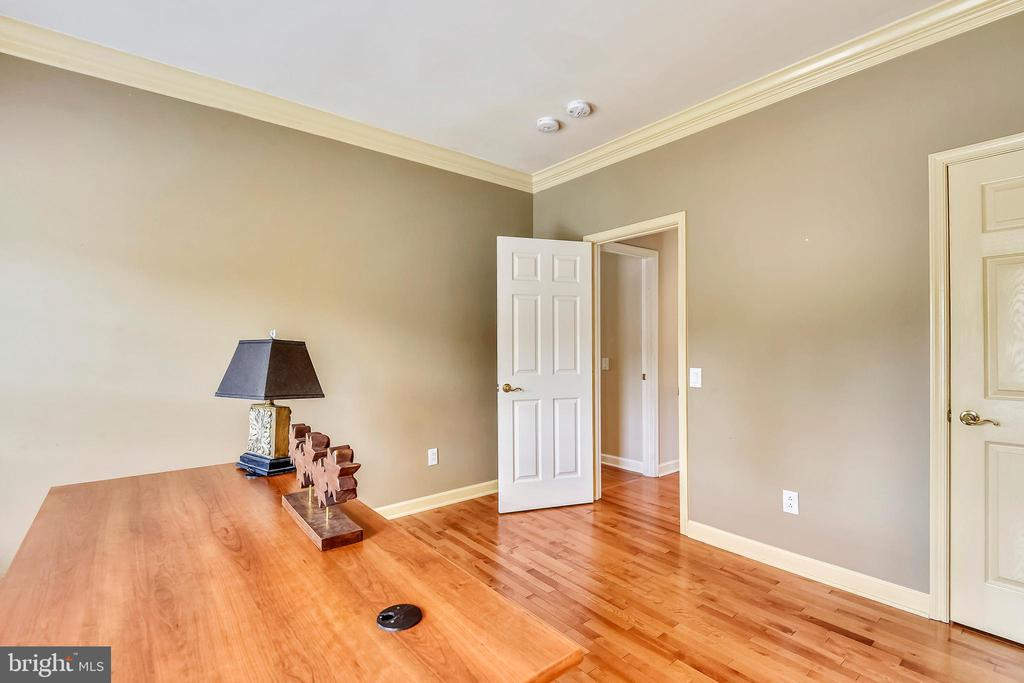 4th Bedroom being used for an office! - 6846 CREEK CREST WAY, SPRINGFIELD