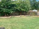 backyard - 8 CENTURY ST, STAFFORD