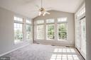 Large breakfast nook - 5675 CLOUDS MILL DR, ALEXANDRIA
