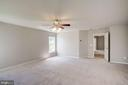 Huge master suite - 5675 CLOUDS MILL DR, ALEXANDRIA