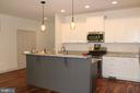 KITCHEN - COLORS SUBJECT TO CHANGE - 106 WAKEFIELD DR, LOCUST GROVE
