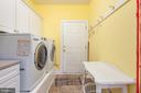 laundry room - 14007 JAMES MADISON HWY, ORANGE