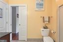 bathroom - 14007 JAMES MADISON HWY, ORANGE