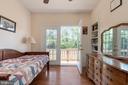 bedroom - 14007 JAMES MADISON HWY, ORANGE