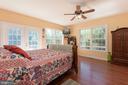 master bedroom - 14007 JAMES MADISON HWY, ORANGE