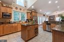 kitchen - 14007 JAMES MADISON HWY, ORANGE