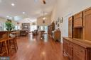 incredible open floor plan - 14007 JAMES MADISON HWY, ORANGE