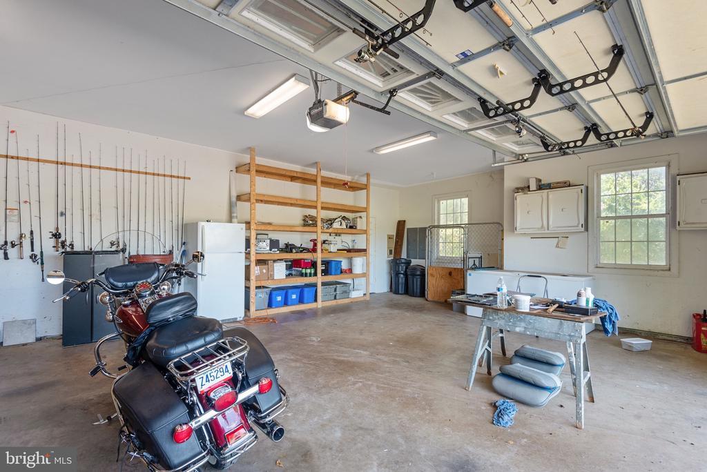 garage - 14007 JAMES MADISON HWY, ORANGE