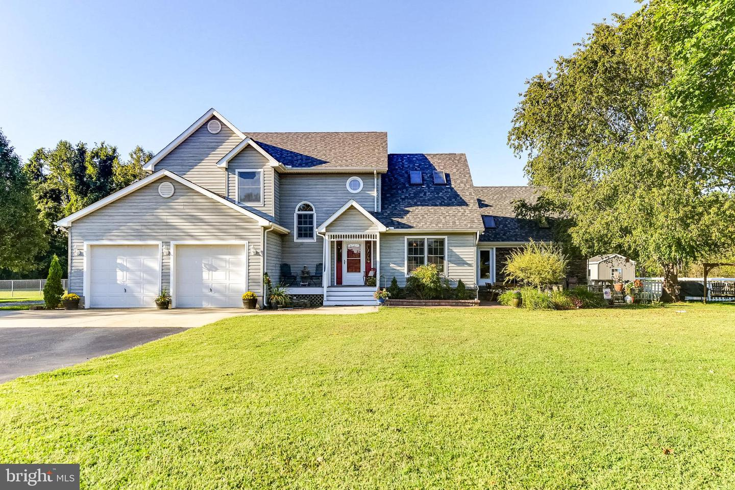 Single Family Homes vì Bán tại 10327 SHINGLE LANDING Road Bishopville, Maryland 21813 Hoa Kỳ