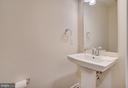 Main Level Powder Room - 219 ROCK RAYMOND DR, STAFFORD