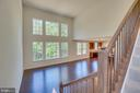 Two Story Windows in Great Room - 219 ROCK RAYMOND DR, STAFFORD