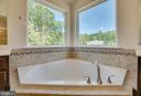 Luxury Spa Tub with Windows - 219 ROCK RAYMOND DR, STAFFORD