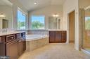 Luxury Master Bath - 219 ROCK RAYMOND DR, STAFFORD