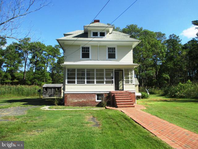 Single Family Homes 為 出售 在 Crisfield, 馬里蘭州 21817 美國