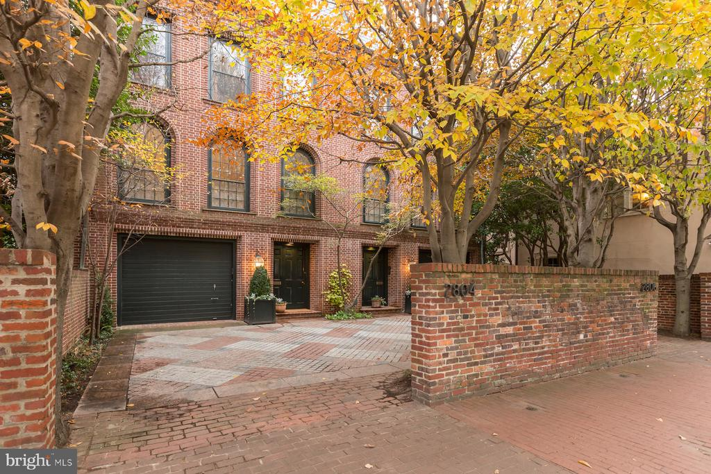 Garages and Private Parking - 2804-2806 Q ST NW, WASHINGTON