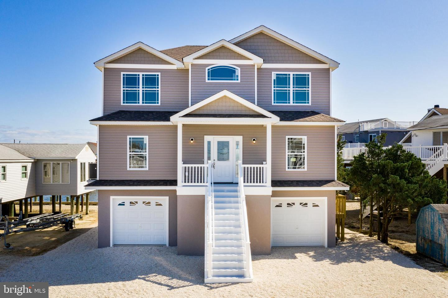 Single Family Homes for Sale at Tuckerton, New Jersey 08087 United States